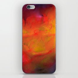 Abstract 279 iPhone Skin
