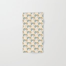 Ferret Sleep Love Hand & Bath Towel
