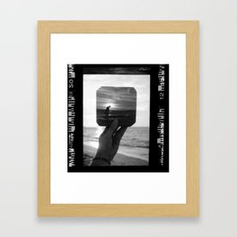 Remember to Remember Framed Art Print