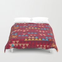 indian Duvet Covers featuring indian by spinL