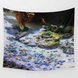 Wondrous Ocean Floor Wall Tapestry