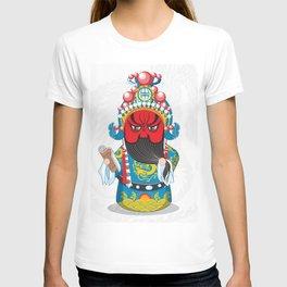 Beijing Opera Character GuanYu T-shirt