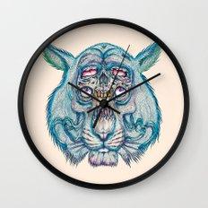 Nemean Lion Wall Clock
