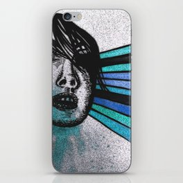 Facial Expressions iPhone Skin