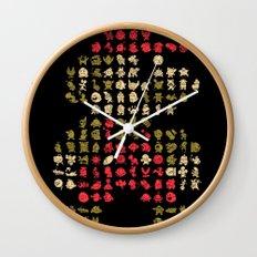 30 Years Retro Wall Clock