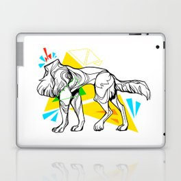 Primary dogs XVII: Don't lose your head! Laptop & iPad Skin