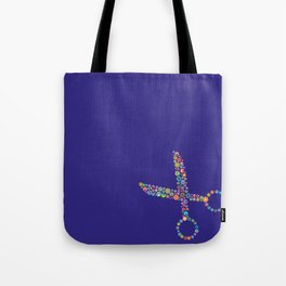 scissors / tijeras Tote Bag