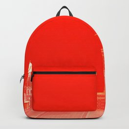 Squared: Objects For Sell Backpack