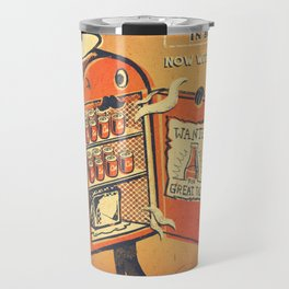 Cocaine Cola Travel Mug