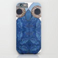 The Denim Owl Slim Case iPhone 6s
