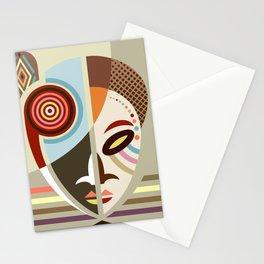 Maskermorphosis Stationery Cards
