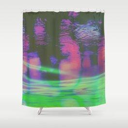 METROS Shower Curtain