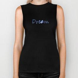 Blue Dream Biker Tank