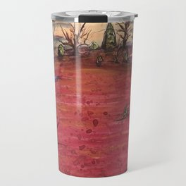 Cranberry Bog Travel Mug