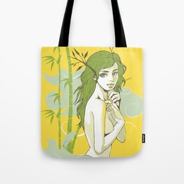 The Strong and The Beautiful Tote Bag