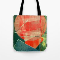 mars Tote Bags featuring Mars by Fernando Vieira