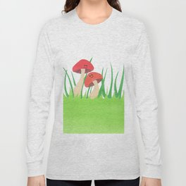 Mushy Stuff Long Sleeve T-shirt