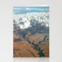 colorado Stationery Cards featuring Colorado by Kelly Chen