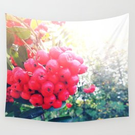 Berry Bunch Wall Tapestry