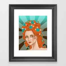 Morgana De Lisle Framed Art Print