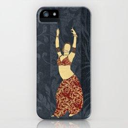 Belly dancer 17 iPhone Case