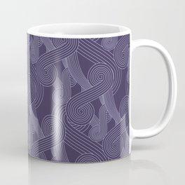 Quarian Swirls Coffee Mug