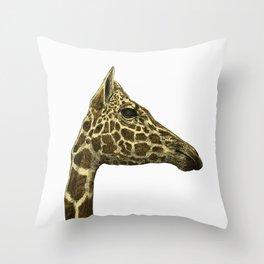 jirafe Throw Pillow
