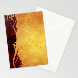 Americana;  Vintage Old School Series Stationery Cards