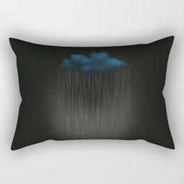 A Little Fall of Rain Rectangular Pillow