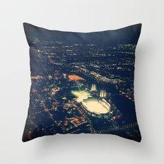 Ohio State Throw Pillow