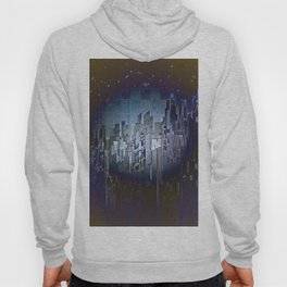 Walls in the Night - UFOs in the Sky Hoody