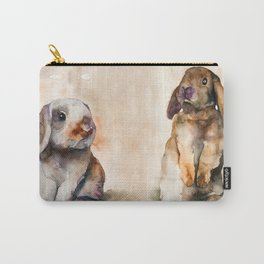 BUNNY #5 Carry-All Pouch