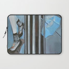 Blue Umbrella Laptop Sleeve