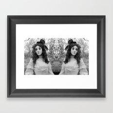 Impenitence Framed Art Print