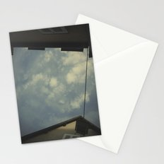 but a glance disperses the most wonderful meetings. Stationery Cards