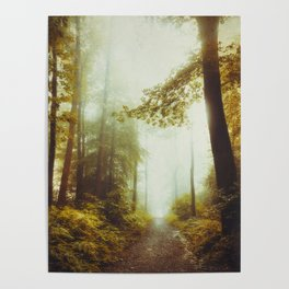 Path to Inner Peace Poster
