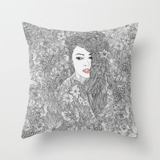 This changing world Throw Pillow