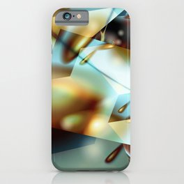 Prism Flames 2 iPhone Case