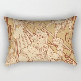 Half Life 2 tribute Rectangular Pillow