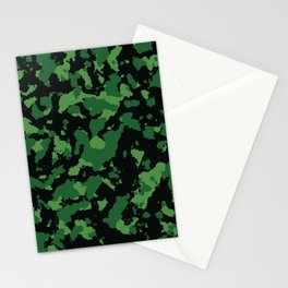 Camo 10 - Swamp Predator Stationery Cards