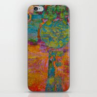 virgo iPhone & iPod Skins featuring Virgo by Fernando Vieira
