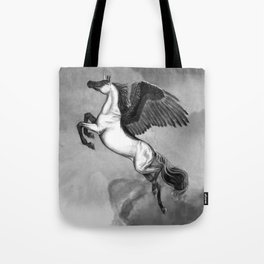 Pegasus Unicorn - Licorne Tote Bag