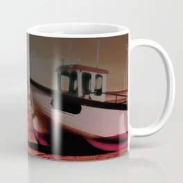 Deseert Boat Coffee Mug