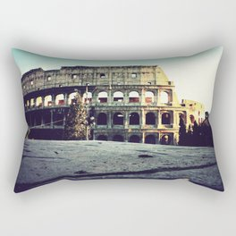 Flavian Amphitheatre, Rome Rectangular Pillow