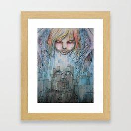 Preservation of Innosence Framed Art Print