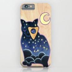 Ouija Cat Slim Case iPhone 6