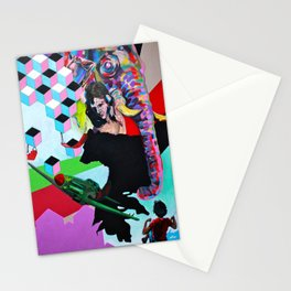 Pendulum  Stationery Cards
