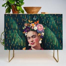 Frida Kahlo :: World Women's Day Credenza