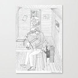 beegarden.works 008 Canvas Print