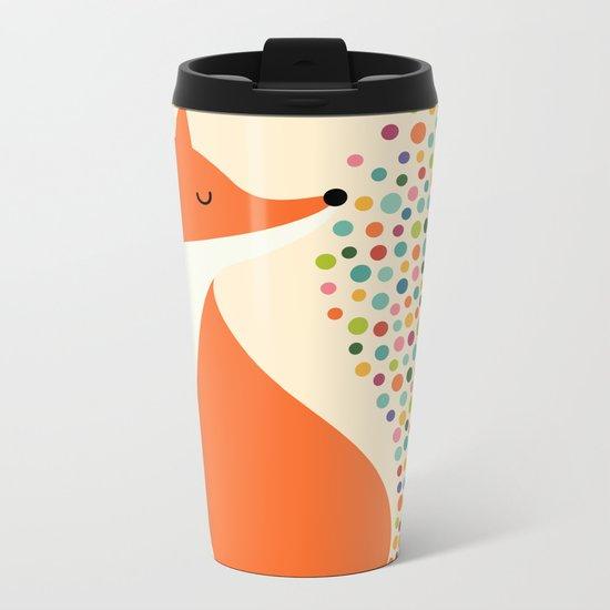 Little Fire Metal Travel Mug